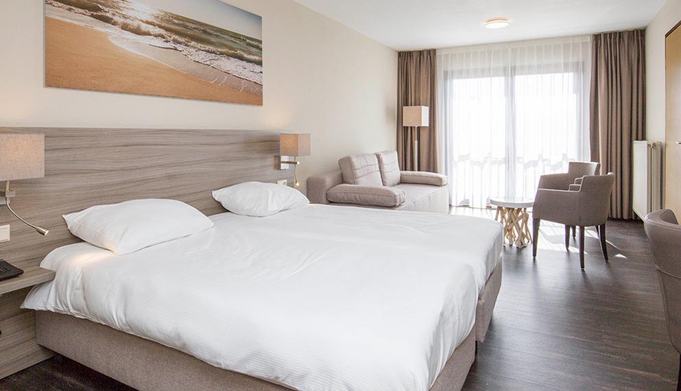 Hotelzimmer in noord holland badhotel callantsoog »